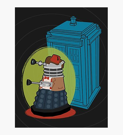 Daleks in Disguise - Eleventh Doctor Photographic Print