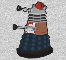 Daleks in Disguise - Eleventh Doctor Baby Tee