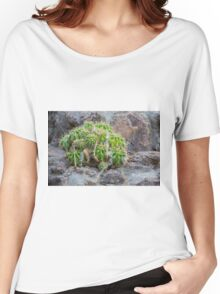 Lonely Cacti Women's Relaxed Fit T-Shirt
