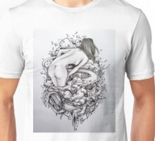 Reborn from the mystery Unisex T-Shirt