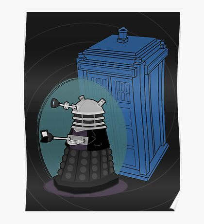 Daleks in Disguise - Ninth Doctor Poster