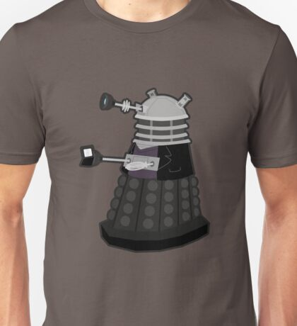 Daleks in Disguise - Ninth Doctor Unisex T-Shirt