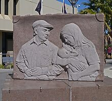 Memories in a Suitcase, Mount Gambier, South Australia by Margaret  Hyde