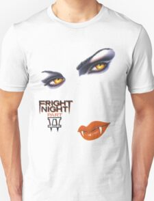 Fright Night White T-Shirt