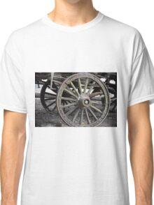 Raw Chariot Wheel Classic T-Shirt