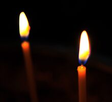 Candle Light by mike1242