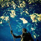 Neptune, God of Flowers by dazb