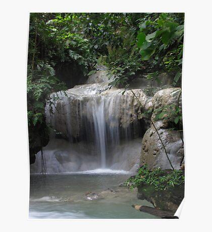 Cascade Waterfalls Poster
