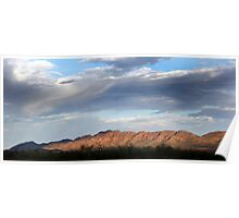 Australian Outback Panorama Poster