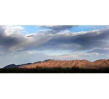 Australian Outback Panorama Photographic Print