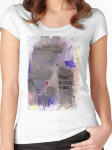 Gooey Women's Fitted Scoop T-Shirt
