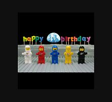 Happy Birthday - Classic Space Unisex T-Shirt