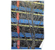 Trees & Carparks Poster