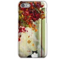 Autumn dreaming iPhone Case/Skin