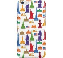 USA Famous City iPhone Case/Skin
