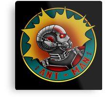Ant-Man Logo Metal Print