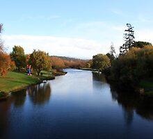 River  Deloraine by Carol  Lewsley