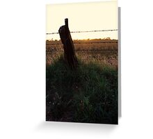 Country Warmth Greeting Card