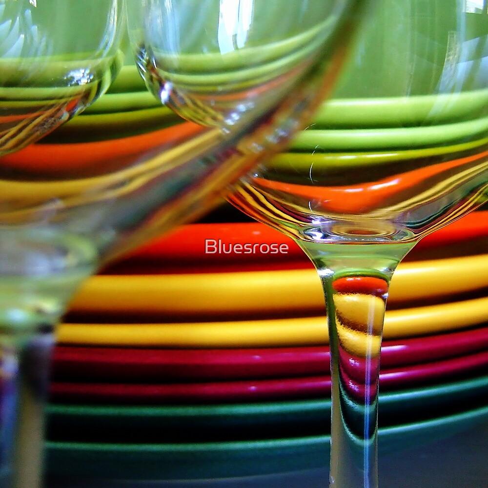 Kitchen moment. II by Bluesrose