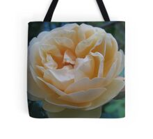 Summertime Lemon Rose Tote Bag