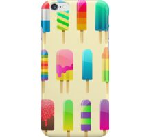 Popsicle Pattern iPhone Case/Skin