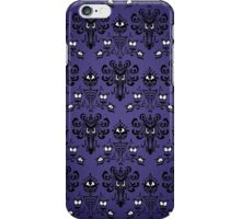 Haunted Halls iPhone Case/Skin