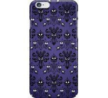 Haunted Halls iPhone Case/Skin