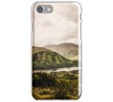 Observation Point iPhone Case/Skin
