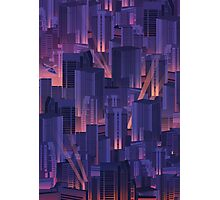 Midnight City Photographic Print