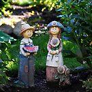 Good Gardeners Aren't Afraid Of A Little Dirt by jules572