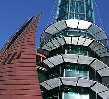 Perth Bell Tower by Charles Kosina