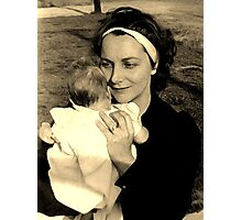 Mother's Love Photographic Print