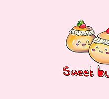 Sweet Buns by littlebluerenn