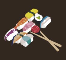 Sushi by Frantisek