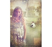 Distance Photographic Print