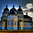 Ukrainian Catholic Church of the Immaculate Conception by Larry Trupp