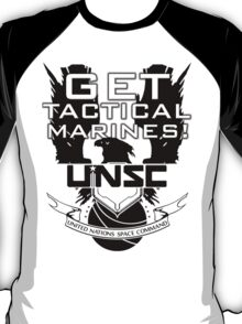HALO - Get Tactical Marines! - UNSC T-Shirt