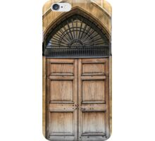 Behind the Doors of Oxford iPhone Case/Skin