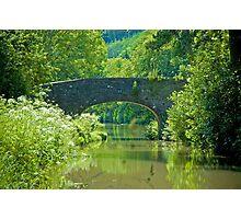Bridge 57 Photographic Print