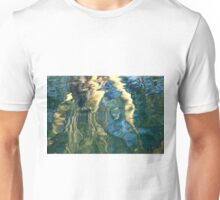 ABSTRACT REFLECTIONS IN NATURE Unisex T-Shirt