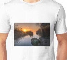 Sunset at Silla Unisex T-Shirt