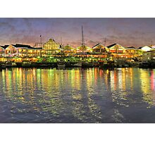 Cape Town Waterfront Photographic Print