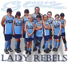 Lady Rebels by Linda Costello Hinchey