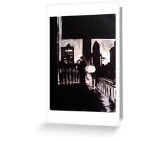 Gotham II Greeting Card