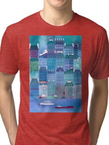 Paris Blues Tri-blend T-Shirt