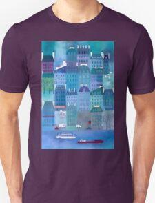 Paris Blues Unisex T-Shirt