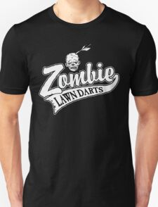 Zombie Lawn Darts July Edition T-Shirt