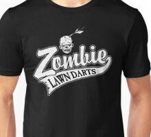 Zombie Lawn Darts July Edition Unisex T-Shirt