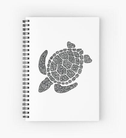 Turtle Spiral Notebook