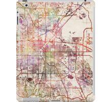 Denver map iPad Case/Skin